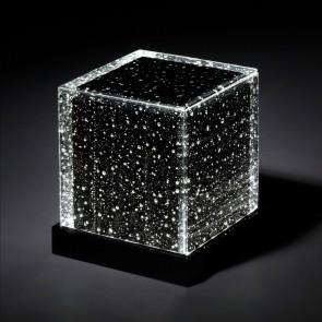 Componenti di arredo, oggetti di design in vetro di Murano, oro e luci led. Venistile Venezia
