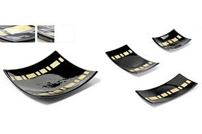 Formelle in vetro di Murano