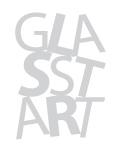 Glassart in vetro di murano Venezia. Design LEO ZAFF.